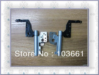 Wholesale Original For DELL Latitude E5420 laptop J25 VNG2 RCYY Left Right Hinges with hinges cover