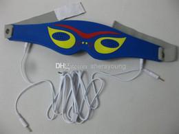 Wholesale Accessories for TENS EMS Machine Electric Electro Shock Eye Care Therapy Massager Mask BDSM Bondage Gear Sex Games Toys Products