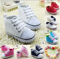 Wholesale 8 off hot sale Newborn Non slip soft bottom toddler shoes Brand shoes BABY shoes pairs shoes pairs free socks DROP SHIPPING pairs C