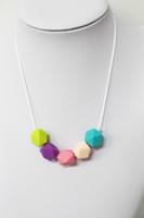 Wholesale Silicone Teething Necklace Baby Nursing necklace