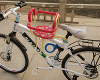 Cheap Bicycle child seat \ front \ backrest \ wholly surrounded \ no welding \ thicker cushion \ MTB \ electric car