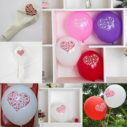 Wholesale 100PCS NEW Latex Balloon quot LOVE quot Wedding Room Decoration Balloon Fit Valentine Christmas Party Ornament ZVF