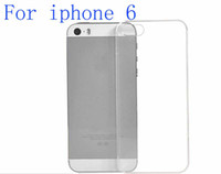 Wholesale For iPhone inch iphone plus Transparent Case Hard Plastic Crystal Clear Luxury Protective Cover Phone Cases For iPhone