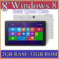Wholesale 5pcs inch VOYO Winpad A1 MINI Intel Baytrail T CPU Windows Tablet PC GB GB Dual cameras HDMI Bluetooth Win8 Tablet PC PB8A