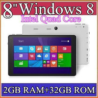 Wholesale 10pcs inch VOYO Winpad A1 MINI Intel Baytrail T CPU Windows Tablet PC GB GB Dual cameras HDMI Bluetooth Win8 Tablet PC PB8A