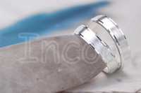 Wholesale 925 Sliver Couple Rings Sliver promise ring sets Wedding Rings R026