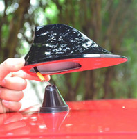 Wholesale Auto Car Shark Fin Antenna Aerials With AM FM Radio Signal For Nissan Tiida Modifiction Conversion