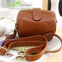 Cheap Hot selling PU Leather women messenger bag fashion designer Rivet bag women handbag day clutch camera women shoulder bags