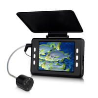 Wholesale World Exclusive Patent Infrared night vision Fish Finder Camera Kit Underwater fishing Camera with inch LCD display high brightness