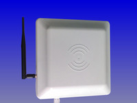 Wholesale 860 mhz wifi uhf rfid reader with dbi antenna and RS232 Wiegand RS RI01WIFI
