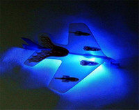 Wholesale 2014 Newest Hot sale flicker Amazing flying plane flicker Luminous ejection plane children s toys