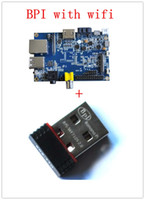 Wholesale A20 Banana pi with usb wifi dongle support debian linux board ubuntn linux board