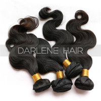 Malaysian Hair Body Wave Under $200 No Lices 100% Unprocessed Virgin Hair 4pcs Lot Malaysian Human Hair Body Wave Can be Dyed Bleached Hair BW061