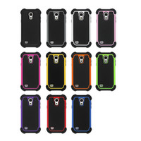 mini football - Football Hybrid Shockproof in Rugged Impact Combo PC silicone Case cover For Samsung Galaxy S3 mini Galaxy S4 mini i9190 S5 MINI