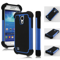 Football Hybrid Shockproof 3 in 1 Rugged Impact Combo PC+ sil...