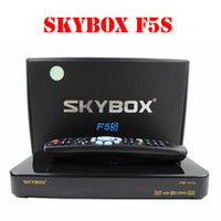 Wholesale Bestselling Skybox F5S HD full p Skybox F5S satellite receiver support usb wifi