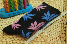 Wholesale High Quality Multicolors Wool Socks Purity Ladies Cotton Maple Leaf Towel Bottom Thicken Christmas Plantlife Skateboarding For men Women