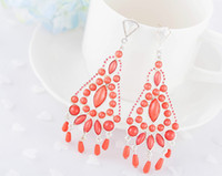 Wholesale 2014 New Sale Vintage Earrings for women Fashion Earrings Statement Jewelry