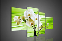 canvas picture frames - 100 Hand painted picture frames home decor Abstract landscape modern wall art Oil Painting on canvas set mixorde wall frames H001