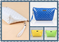 Wholesale Women Bag Storage Large Space One Zipper Pocket Cosmetic cases Colors Mix Color Available Top Selling