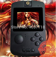 Wholesale OP PMP VI Handheld Game Console with Games quot TFT screen MP3 MP4 FM Media Center