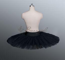 Wholesale high quality children black Half Ballet Tutu half ballet tutu for girls ballet dress for girls ballet tutu dressBT8923
