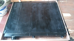 Wholesale Ingersoll Rand OEM Heat Exchanger Radiator and Oil Cooler for KW HP Air Compressor Part