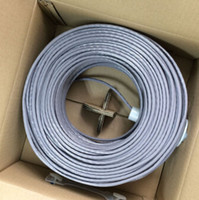 Wholesale BLD Cat e Cable UTP AWG MM PVC Jacket M Roll Cat e LAN Cable