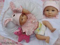 "Cheap 22"" full silicone vinyl reborn baby dolls reborn girl lifelike doll washing baby"