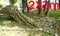 Wholesale m Camouflage Mesh Nets Imitation Land Sun Shade Awnings Room Household Decoration Cover CO