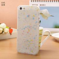 Wholesale New iphone5s phone shell iphone4s Apple s shell protective sleeve slim luminous sky scrubs