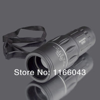 Cheap Wholesale-OP-Hot Selling Day Night ZOOM HD Monocular 16X52 66M 8000M Adjustable Telescope Special Offer