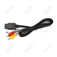 Оптовый-OP-50pcs много Оптовая AV-кабель для N64 для Nintendo 64 (EN003)