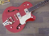 Wholesale custom Electric Guitar guitar Best1guitar Chinese orange guitar flamed maple guitar