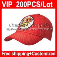 VIP Price 100% NEW Top Quality Red Baseball Cap Baseball Cap...