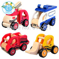 Cheap 2014 New Arrival Series Police Car Fire Truck Dumpers Mini Bulldozer Car For Choose Model Toy Baby Toy Educational Toy