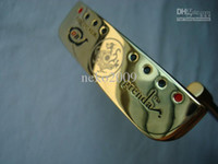 Wholesale golf clubs Putter Grenda D8 putters with steel shaft RH free headcovers