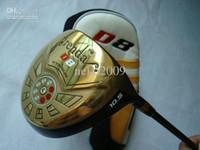 Wholesale golf clubs drivers Grenda D8 driver loft regular flex RH free headcovers