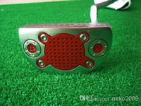 Wholesale New SQUARE BACK golf putter with steel shaft quot inch golf clubs