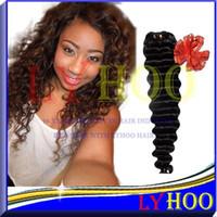 Cheap Bundle Hair Lyhoo Brazilian Hair Brazilian Deep Wave Virgin Hair Good Weave Brazilian Deep Wave