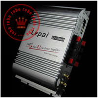 Wholesale LEPAI LP HA SUPER BASS HIFI Channel Power Amplifler Car Audio PC Amplifier Amplifier