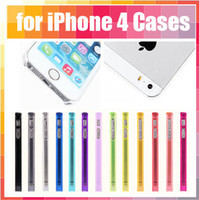 Wholesale YOSA02 New Transparent Bumper Cell Phone Cases for iPhone s Case no tracking number
