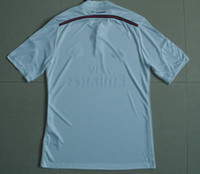 Wholesale 14 madrid home white Soccer Jerseys Tops world cup jerseys