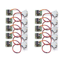 Cheap 10 Pcs Lot DC 5V Stepper Step Motor + Driver Test Module Board ULN2003 For Arduino DIY Part