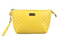 Wholesale Vintage Bag Leather Make UP Case Cosmetic Bag New Style Amazing Colors Insert Handbag