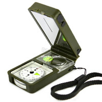 Wholesale Big Discount Multifunction in Outdoor Camping Hiking Survival Tool Compass Kit SV005171