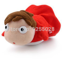 Wholesale OP for Ponyo On The Cliff By Sea Studio Ghibli Big cm Cute Plush Doll Stuffed Soft Animals Toys Dolls for Children Girls