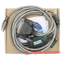 Wholesale 2014 Enhanced Smart USB SC09 Programming Cable for Mitsubishi MELSEC FX A series PLC usb sc09 Support WIN7