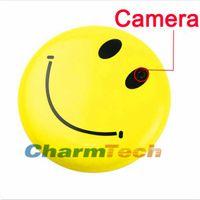 Cheap Hot Sale Smile Face MP3 Player with Clip + Mini DV Hidden Car DVR Spy Camera Digital Video Recorder Hidden HD Pin Pinhole Camera
