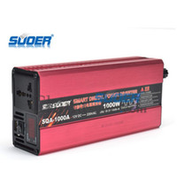 Cheap 2014 Best Sales 1000W Car Auto Truck DC 12V 24V to AC 220V Power Converter Inverter